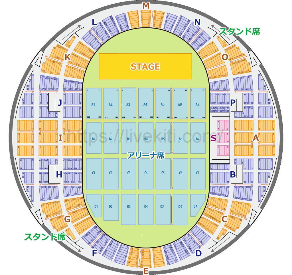 日本ガイシ 座席表1