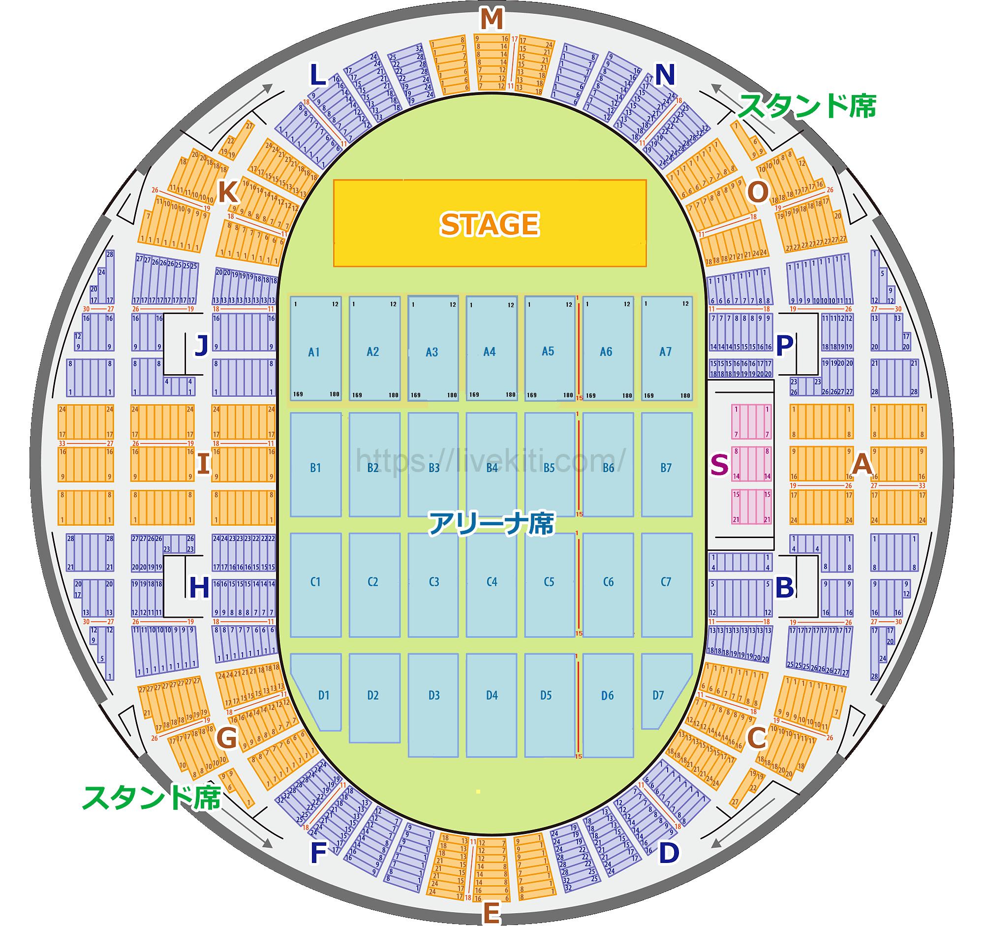 キャパ 日本 ガイシ ホール 日本ガイシホール(愛知県) 座席・キャパ・アクセス情報や開催される公演一覧|チケジャム