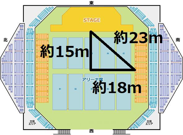 沖縄コンベンションセンター展示場 見え方3