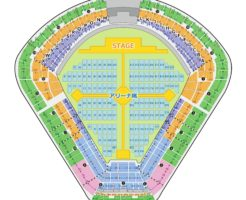 明治神宮野球場 座席表