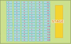 幕張メッセ 展示場 座席表 3